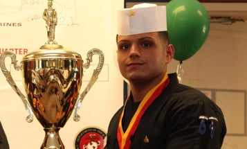 The Marine On Hell's Kitchen's Problem With Female Marines Started At Boot Camp