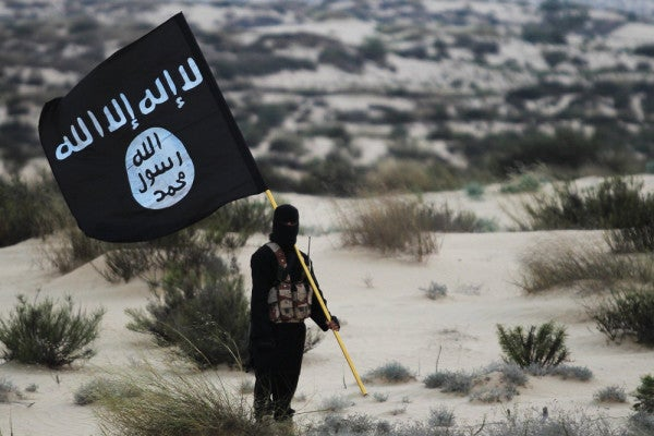 1 In 3 Iraqis Think The US Actively Supports ISIS