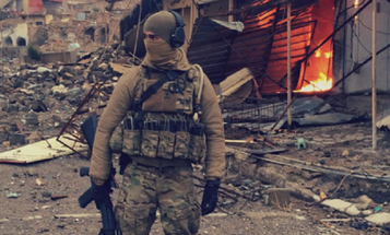 This Norwegian Mercenary Is Instagramming His Fight Against ISIS