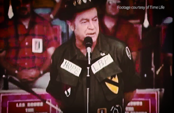 Watch Exclusive Footage Of Bob Hope Performing For American GIs In Vietnam