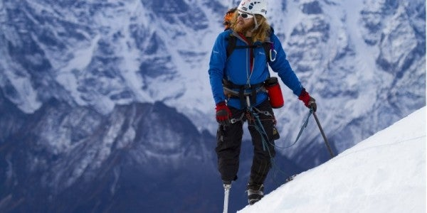 2 Veterans Embark On Epic Mission To Be The First Combat Amputees To Climb Everest