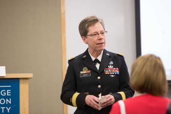 An Army General Opens Up About Being Gay During DADT