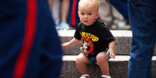 What The Marine Corps Taught Me About Parenting