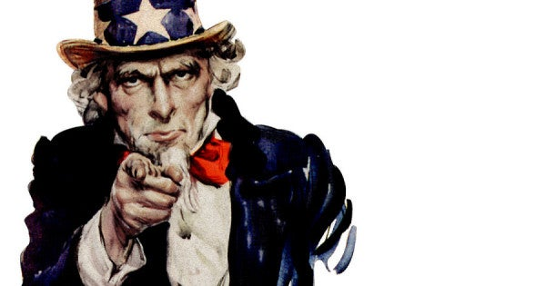 How Uncle Sam Became An American Icon