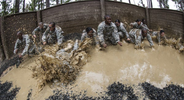 'Enlisted Military' Ranks As One Of The Worst Jobs In The World