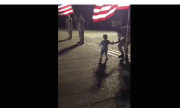 Meet America's Most Patriotic Baby