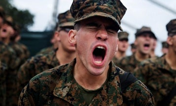 How To Survive The First 4 Weeks Of Marine Boot Camp