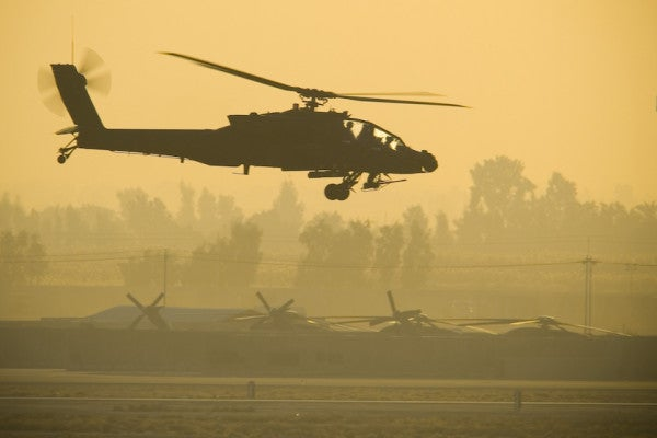 Deploying Apaches To Mosul Brings Real Risk Of A Ground Fight
