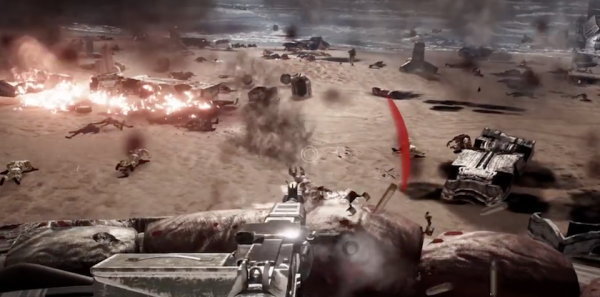New Video Game Offers Apocalyptic Showdown With The Islamic State