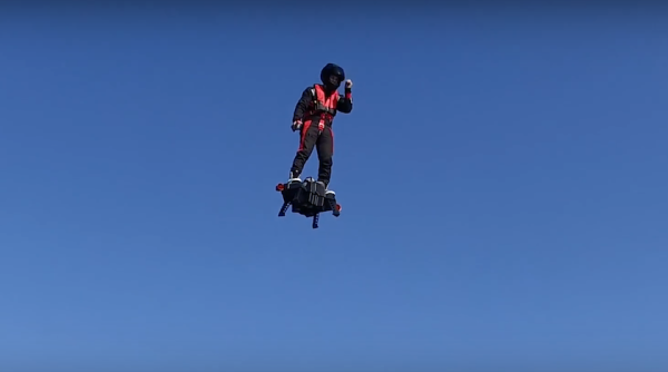 Soldiers Could Be Riding Hoverboards Into Battle Sooner Than You Think