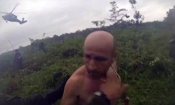 Watch Colombian Special Forces Capture A Narco Gang Leader