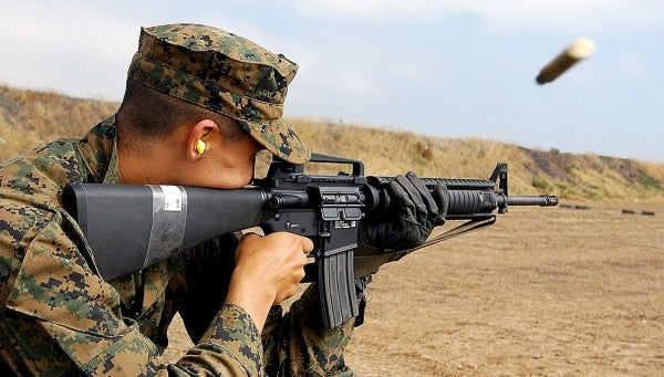 This Is How Marines Learn To Shoot