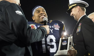 Does Navy QB Keenan Reynolds Have A Real Shot At The NFL?