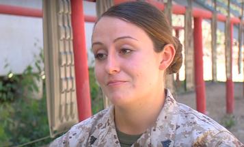Marine Applying For Combat Arms Slams Her Critics Like A True Grunt