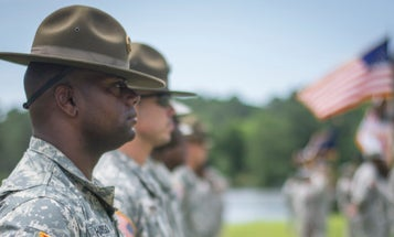 Why Drill Sergeants Should Stay With Soldiers Beyond Basic Training