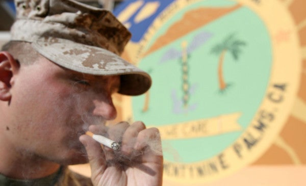 SecDef Is Pushing New Plans To Restrict Tobacco Use On Bases