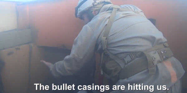 ISIS Helmet Cam Footage Shows Embarrassing Battlefield Defeat Near Mosul