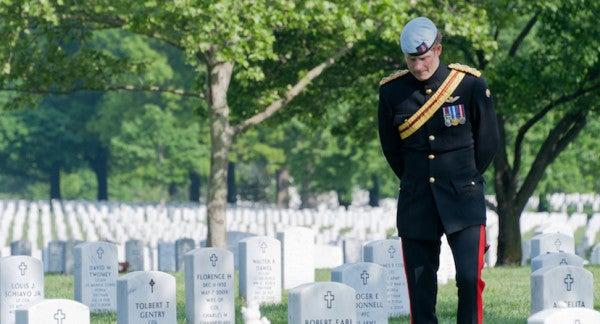 Prince Harry Says He Suffers From Afghan War Flashbacks