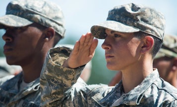 Women May Be Required To Register For The Draft Sooner Than You Think