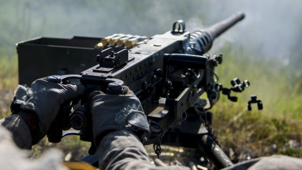 Army May Unveil A New And Improved Lightweight .50-Cal By Summer