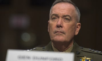 Dunford Just Acknowledged US Troops In Iraq Are Engaged In Combat Operations