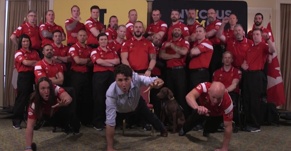 Canada's PM Dishes Out Hilarious Trash Talk Ahead Of Invictus Games