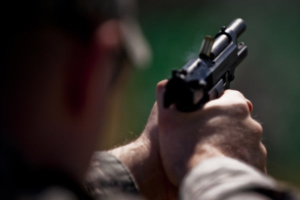 New policy allows private firearms on Wright-Patterson Air Force Base