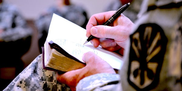This Letter Expresses How Eternal Love Survives Everything, Even War