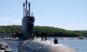 This Video Offers A Rare Look Inside A US Nuclear Attack Submarine