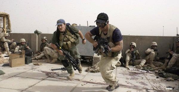 New War Thriller Delves Into Shadowy World Of Mercenaries