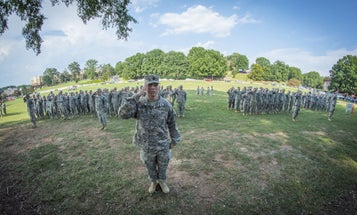 Dear Cadets, Being An Officer Doesn't Automatically Make You A Leader