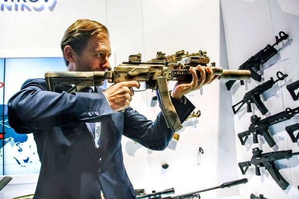 The Company Behind The AK-47 Is Invading The Fashion Industry
