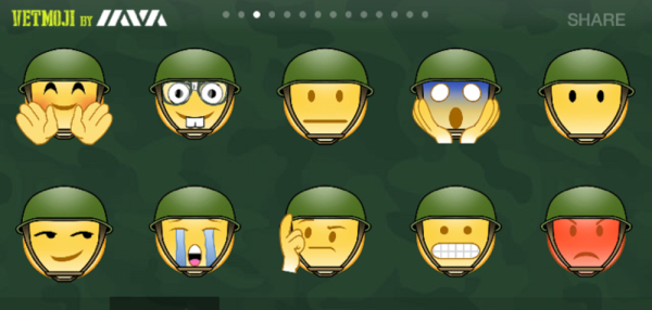 You Can Now Send Military-Themed Emojis To Your Friends With New App