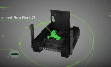 Meet DOGO: The Cute Little Robot Out For Terrorist Blood