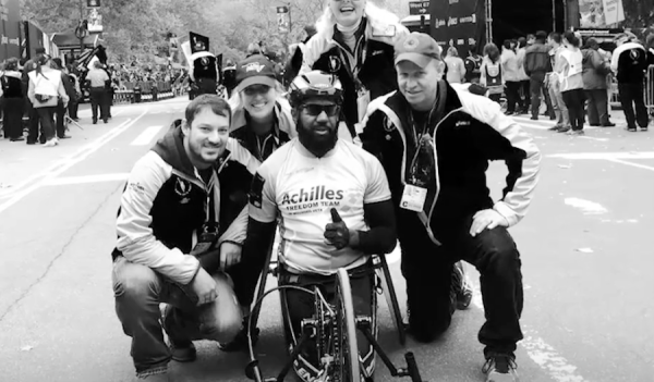 This Vet Lost His Leg To An IED. Since Then, He's Completed 26 Marathons