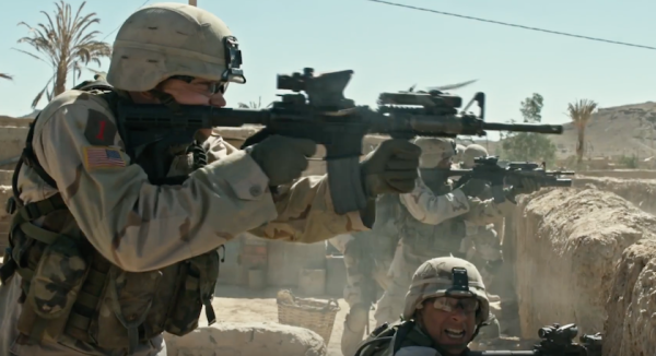One Of The Best Books About The Iraq War Is Now A Movie