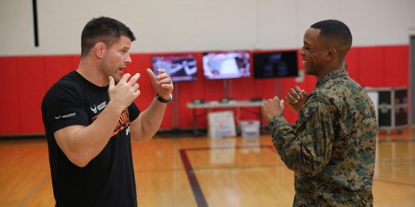 These 10 Fighters Went From The Military To The UFC