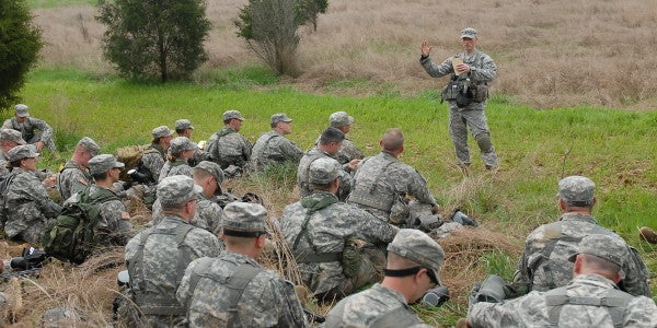 We Need More Strong Leaders To Take On ROTC Cadre Assignments