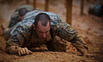 This Is What Privates Go Through During Army Basic Training