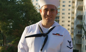 This Navy Vet Is Teaching Others To Lead In Their Local Communities