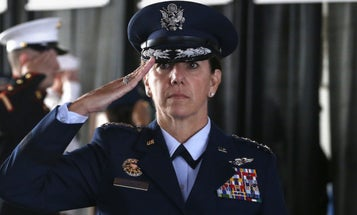 Meet The Highest Ranking Female General In US History