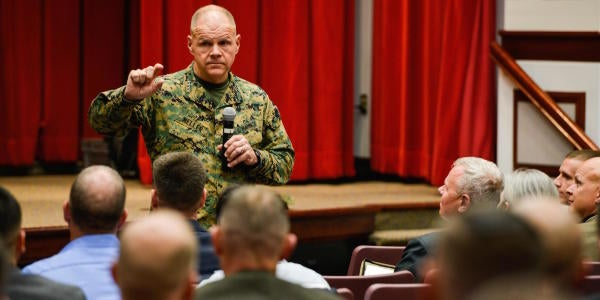 Commandant To Industry: You Need To Deliver Gear Faster And More Efficiently