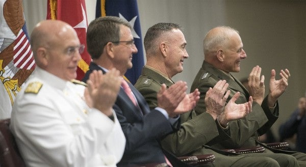 Does The US Military Have Too Many Generals?