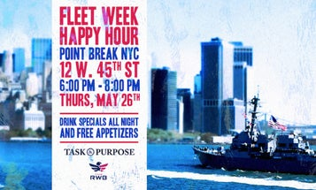 Come Party With Us During Fleet Week In NYC