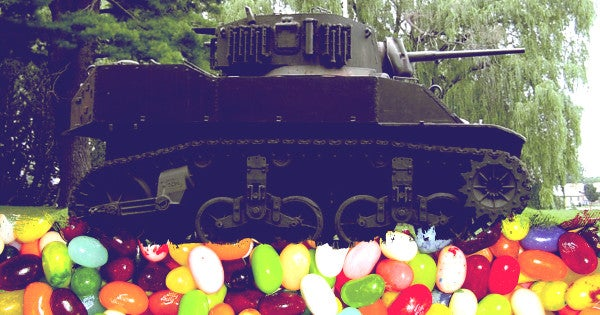 Member Of Jelly Bean Empire Faces Lawsuit For Killing Man With WWII-Era Tank