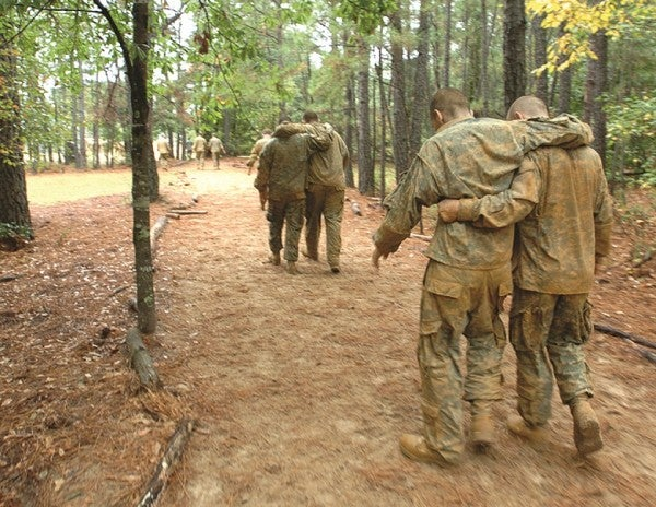 What Soldiers In The Infantry Go Through To Earn Their Title