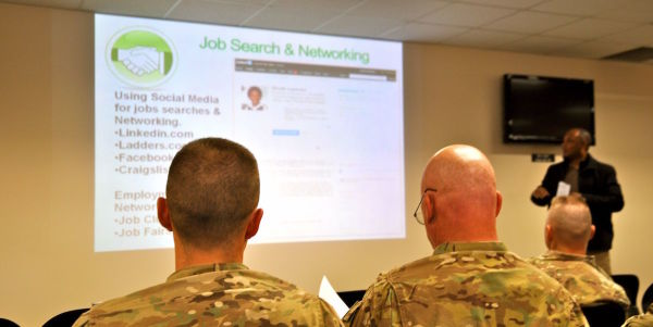 Here's A Great Funding Opportunity For Nonprofits Focused On Vet Employment
