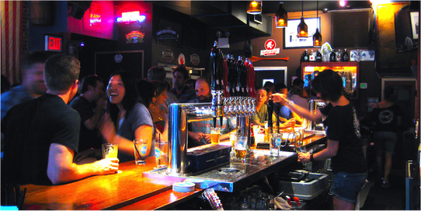 Do Fleet Week Right At Task & Purpose's Favorite NYC Bars