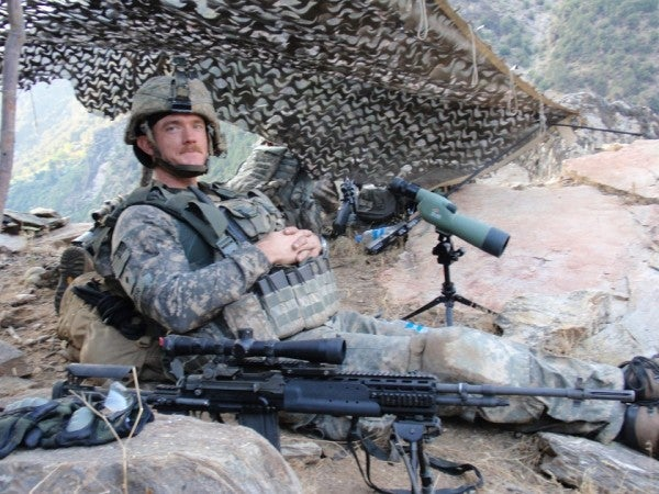 Ty Carter Explains What It's Like To Wear The Medal Of Honor