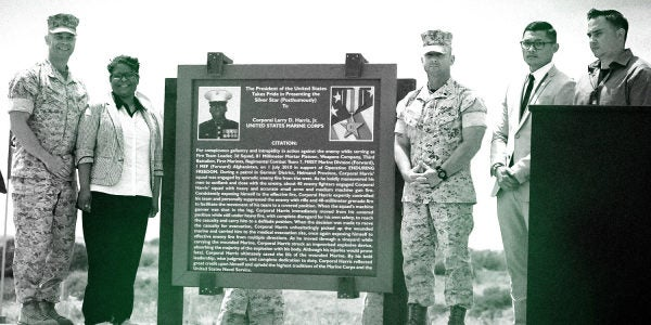 UNSUNG HEROES: This Marine Gave His Life Carrying One Of His Wounded Men To Safety